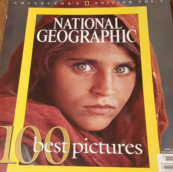 COLLECTOR'S EDITION 100 BEST PICTURES NAT GEO '02